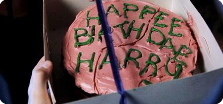 Bolo de Chocolate do Hagrid