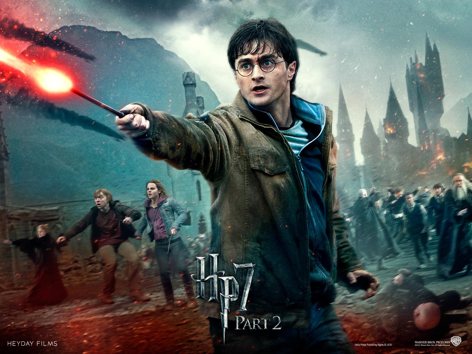 Resultado de imagem para Harry Potter e as reliquias da morte parte 2